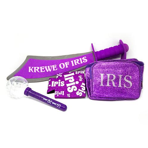 Krewe of Iris Trinkets