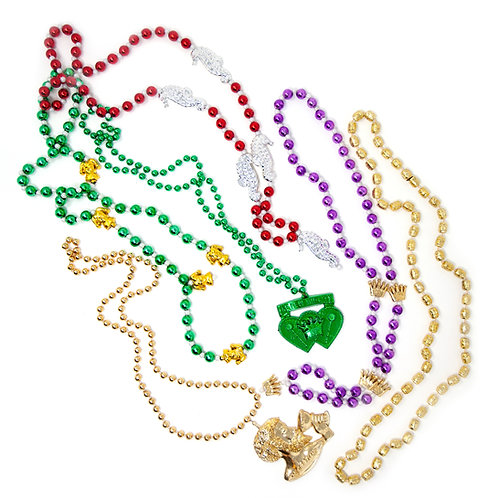 Mixed Krewe Beads