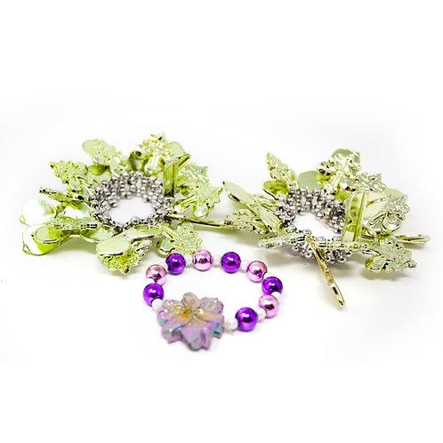 Krewe of Iris Bracelets