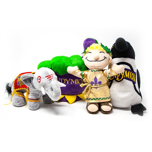 Krewe of Endymion Plush