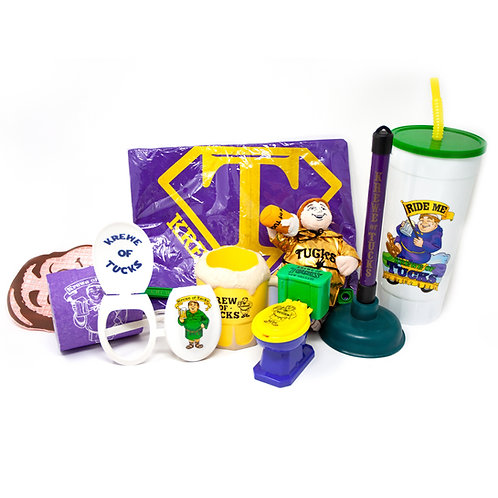 Krewe of Tucks Trinkets