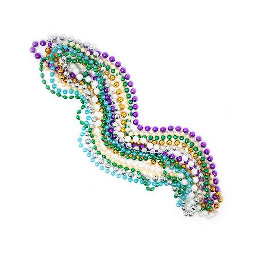 Medium Metallic Beads