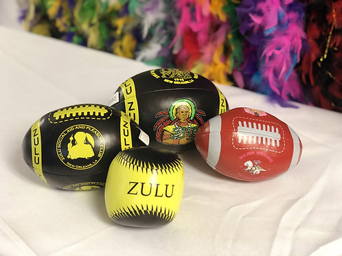 Krewe of Zulu Balls