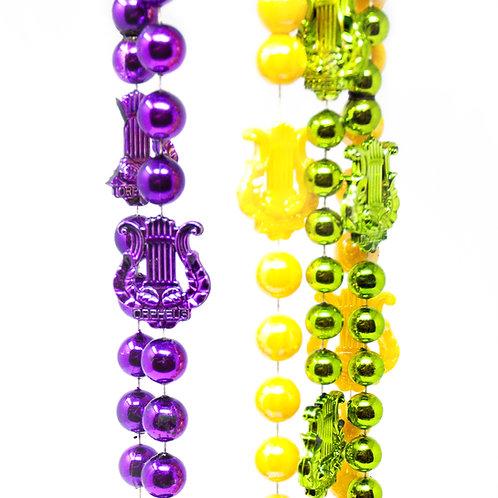 Krewe of Orpheus Beads