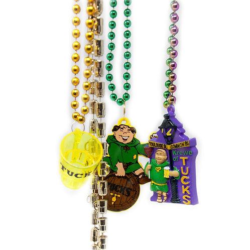 Krewe of Tucks Beads