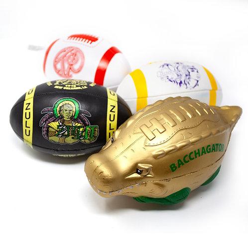 Mixed Krewe Balls