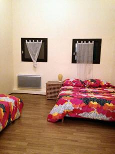 Chambre 3 place