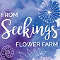 From Seekings Flower Farm Logo