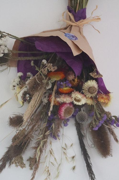 Irish Dried Flowers And Grasses