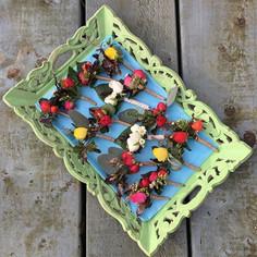A bounty of boutonnieres!_#fromseekingsflowerfarm #artisanflowers_#ethicalflowers_#irishflowers_#rebelflowers_#ecoflowers_#irishweddingflowe
