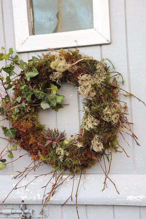 Living Wreath.