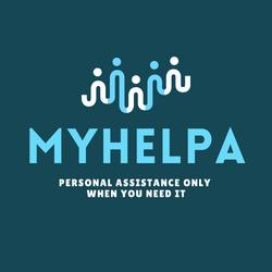 MyHelpa Logo Design and Branding