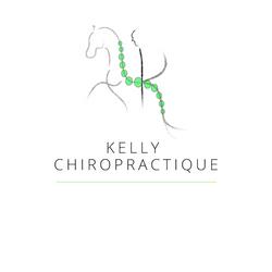 Kelly Chiropractique Logo Design