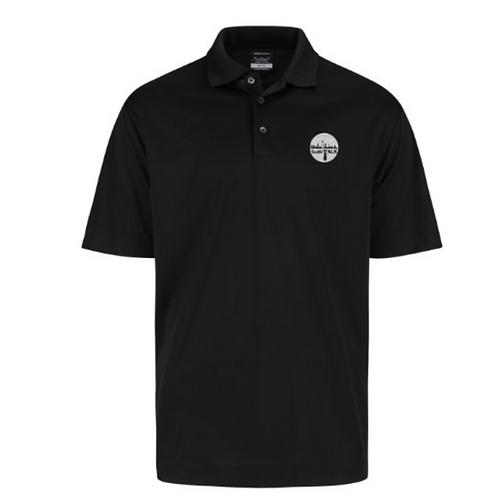 Black SeattleTALK Polo - Mens