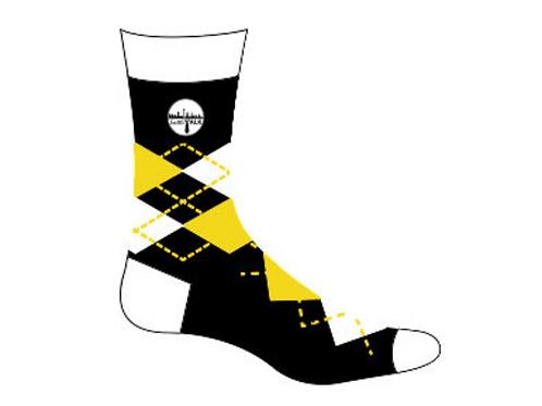 SeattleTALK Argyle Dress Socks