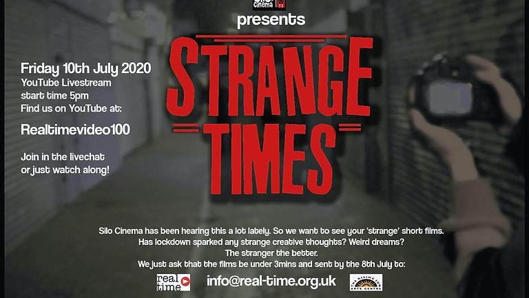 Silo Cinema - Strange Times