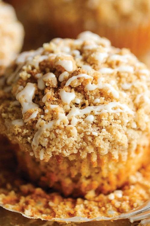 Ala Mode Apple Crunch Muffin