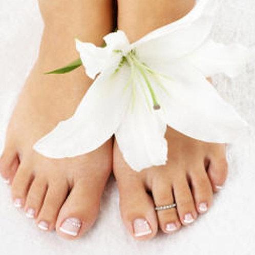 Women's Foot scrub