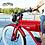 Thumbnail: Neu Greaser mit Springergabel rot