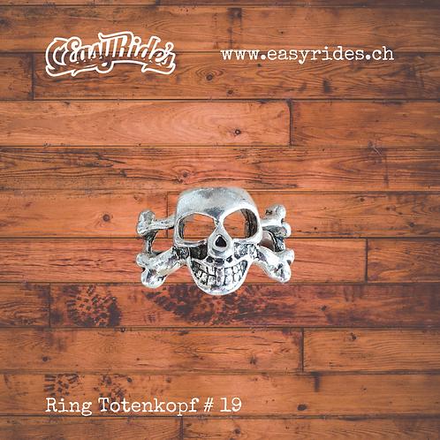 Totenkopfring #19