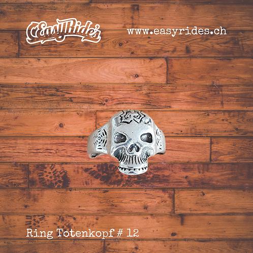Totenkopfring #12