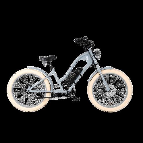 Vacay Lady E-Bike Graublau