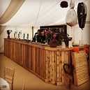 Marquee bar hire Yorkshire