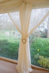 Marquee window styling