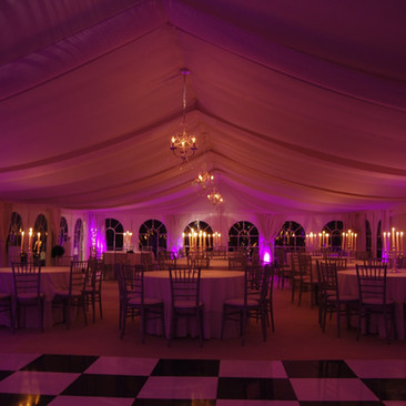 Dining marquee