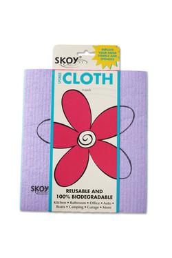 Skoy Cloth packaging