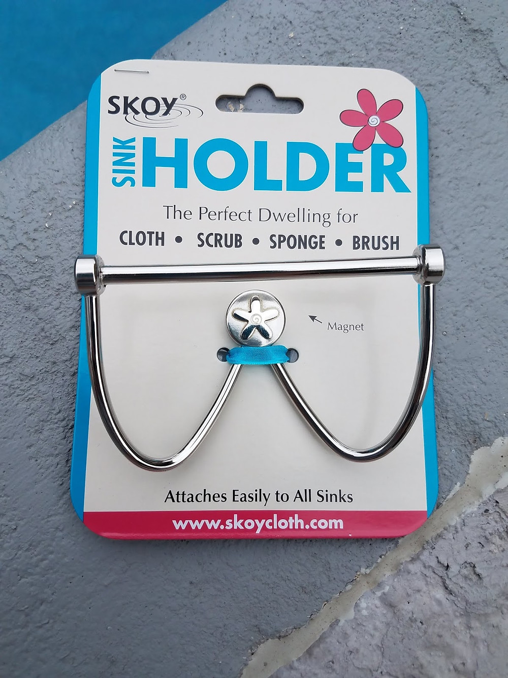 ABCD Diaries - Reviews: SKOY Sink Holder