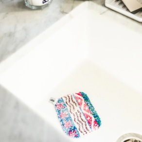 How to Clean Your Porcelain Farmhouse Sink   - by The Inspired Home