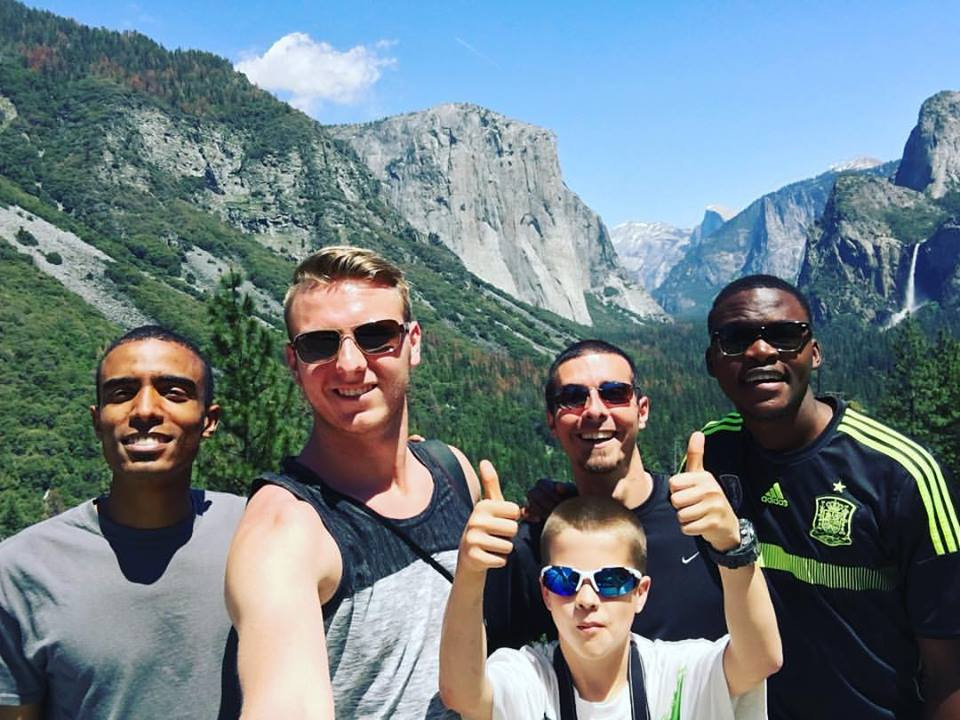Unscene Group Inc. at Yosemite