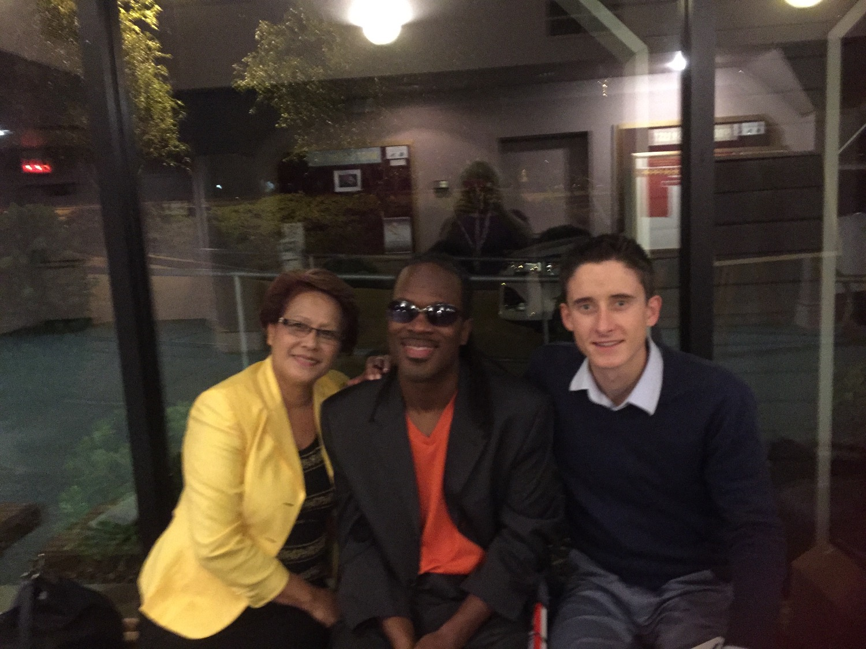 Rina, Neville & Braedon