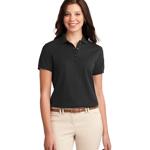 Port Authority L500 Ladies Silk Touch Polo