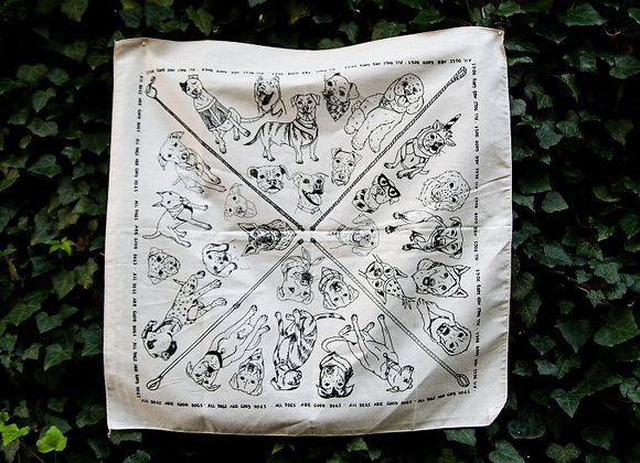 Bandana | All Dogs Are Good Dogs