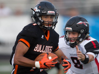 #16 Hurricane faces #1 Martinsburg in AAA Playoffs
