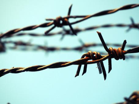Barbed-Wire Religion