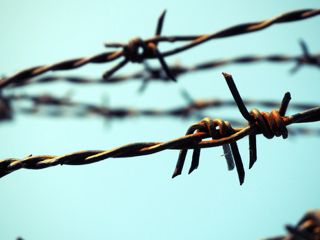 Barbed-Wire Religion