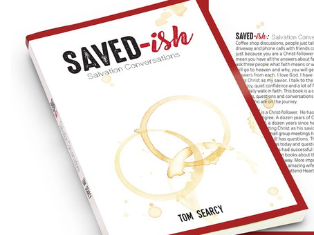 Saved-ish Book Is Published!