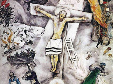Reflecting on White Crucifixion