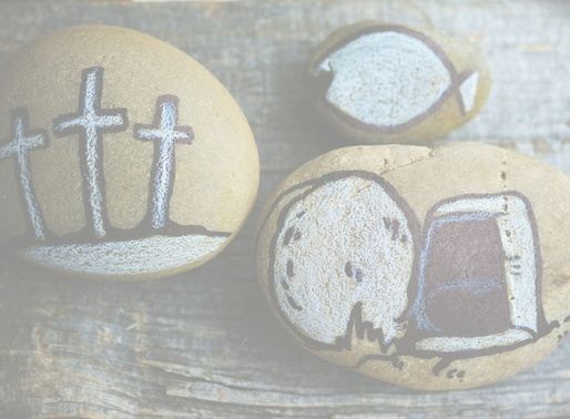 EASTER SUNDAY John 20: the resurrection