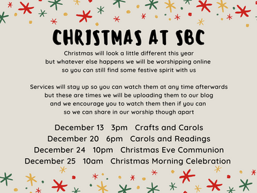 Christmas at SBC