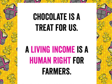 Working for justice...fairtrade