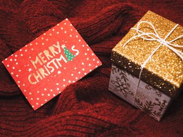 Christmas Gifts and a Christmas Prayer