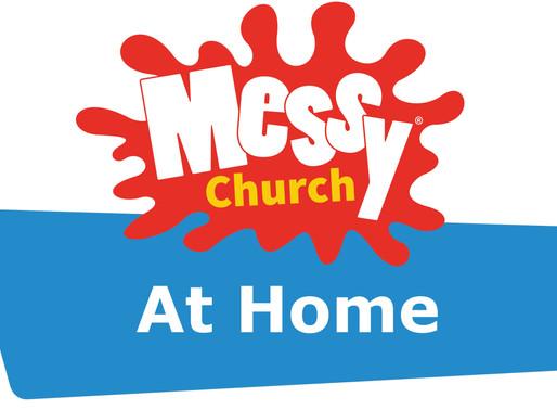 Messy Church at Home #3