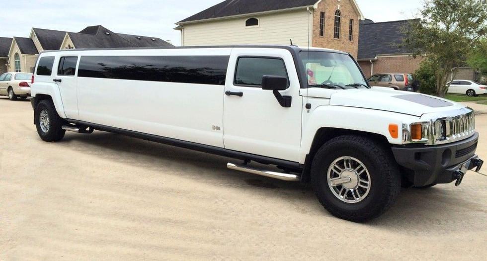 Mr Charles - Limousine Hummer