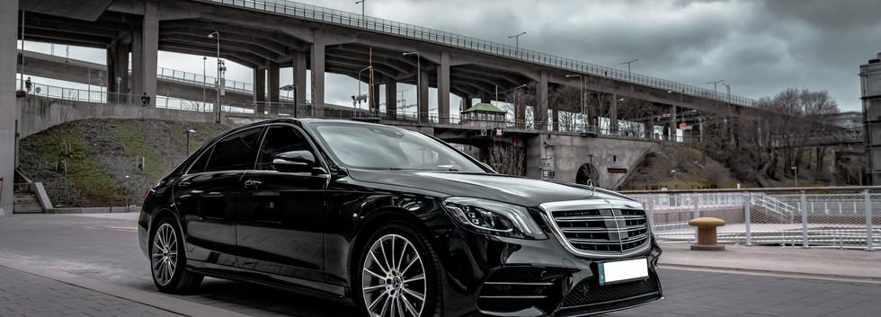 Private Chauffeur - Mr Charles - Mercedes S-Klass