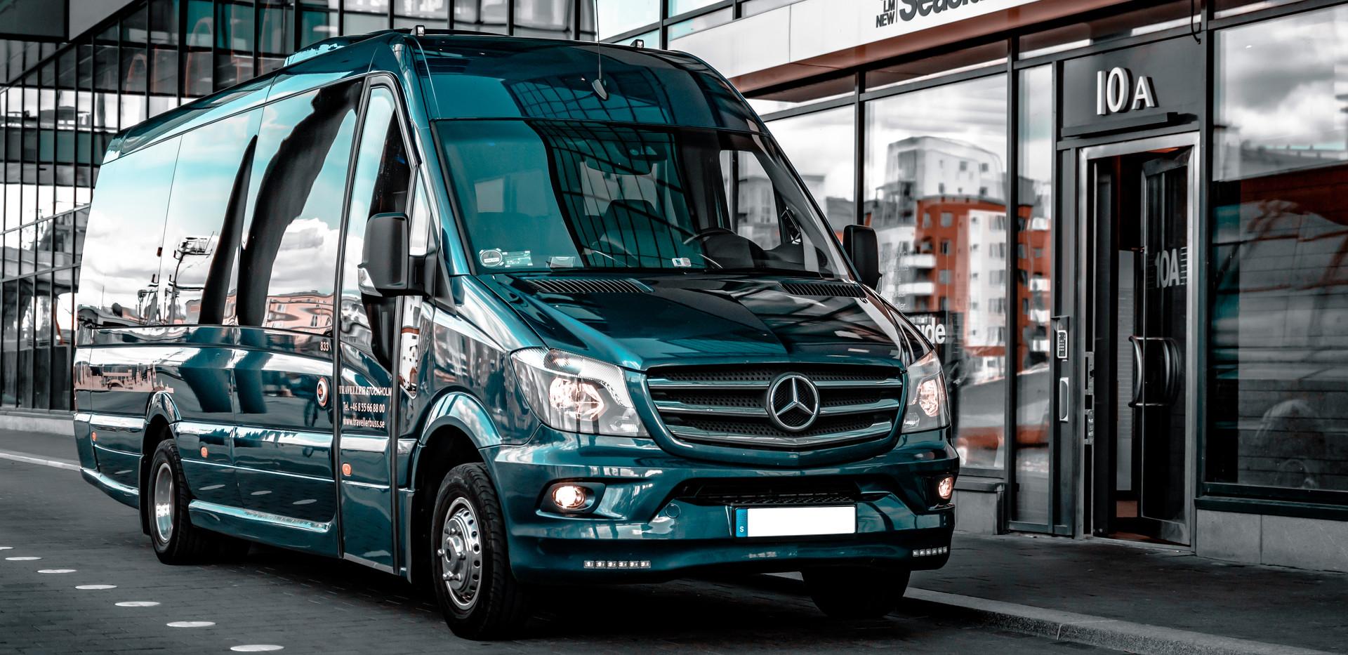 Private Chauffure - Mr Charles - Mercedes Sprinter Bus
