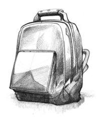 backpack, leather, vov, l